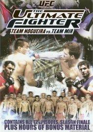 UFC: The Ultimate Fighter - Team Nogueira Vs. Team Mir  Movie