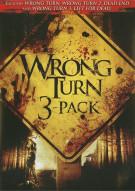 Wrong Turn 3 Pack Movie
