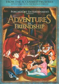 Adventures From The Book Of Virtues: Friendship Movie