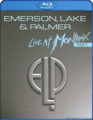 Emerson, Lake & Palmer: Live At Montreux 1997 Blu-ray