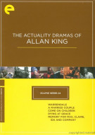 Actuality Dramas Of Allan King, The: Eclipse From The Criterion Collection Movie