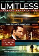 Limitless: Unrated Extended Cut Movie