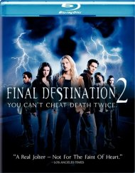 Final Destination 2 Blu-ray