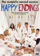 Happy Endings: The Complete Second Season Movie