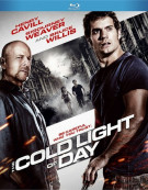 Cold Light Of Day, The Blu-ray