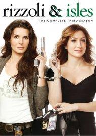Rizzoli & Isles: The Complete Third Season Movie