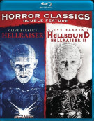 Horror Double Feature (Hellraiser / Hellbound: Hellraiser 2) Blu-ray