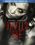 Devils Due (Blu-ray + DVD + UltraViolet) Blu-ray