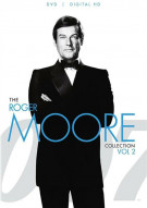 007: The Roger Moore Collection - Volume 1 Movie