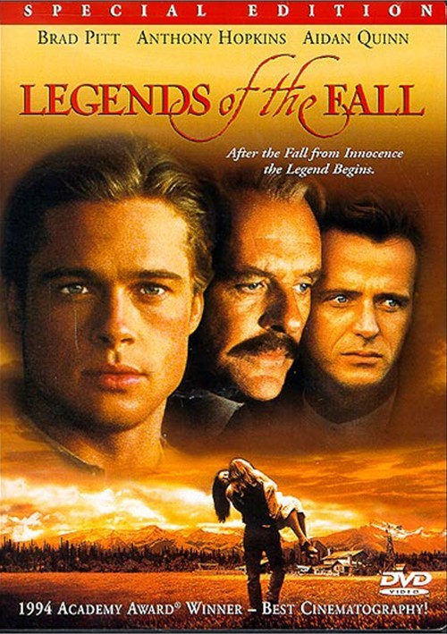Legends Of The Fall: Special Edition Movie