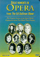 Great Moments In Opera From The Ed Sullivan Show Movie