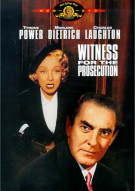 Witness For The Prosecution Movie