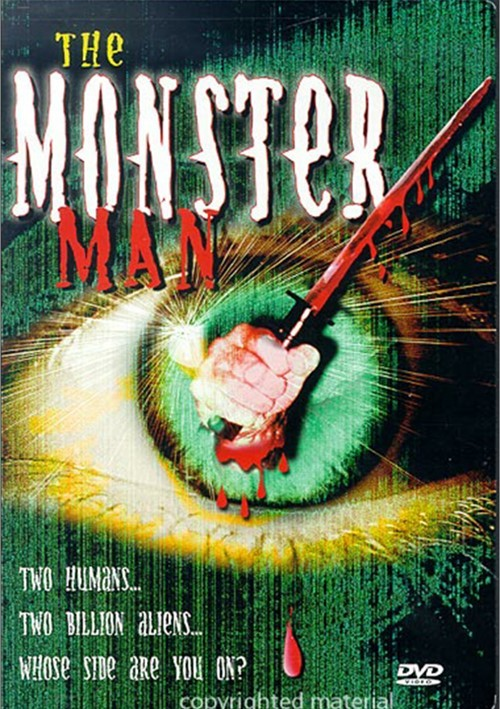 Monster Man, The Movie