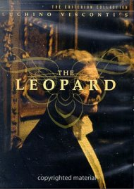 Leopard, The: The Criterion Collection Movie