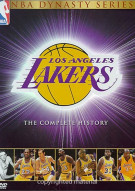 NBA Dynasty Series: The Complete History Of The Lakers Movie