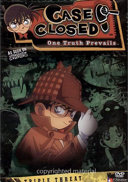 Case Closed: Season 5, Volume 3 - Triple Threat Movie