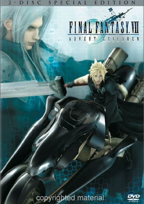 Final Fantasy VII: Advent Children Movie
