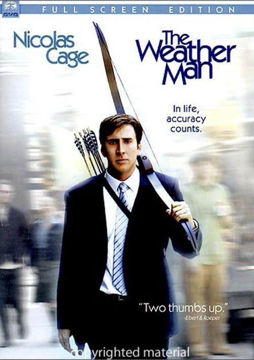 Weather Man, The (Fullscreen) Movie