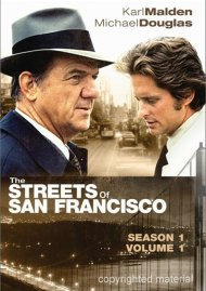Streets Of San Francisco, The: Season 1 - Volume 1 Movie
