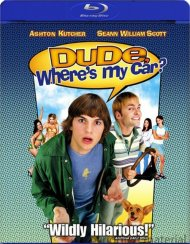 Dude, Wheres My Car? Blu-ray