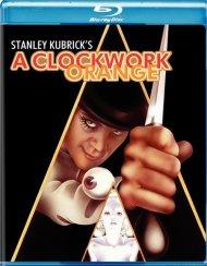 Clockwork Orange, A Blu-ray