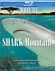 Nature: Shark Mountain Blu-ray