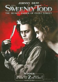 Sweeney Todd: The Demon Barber Of Fleet Street (Lenticular O-Sleeve) Movie