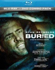 Buried (Blu-ray + DVD Combo) Blu-ray