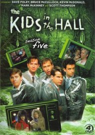Kids In The Hall, The: Complete Season 5 (Repackage) Movie