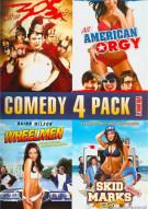 Comedy 4 Pack: Volume 1 Movie