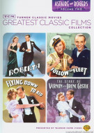 Greatest Classic Films: Astaire And Rogers - Volume Two Movie