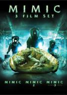 Mimic: 3 Film Set Movie