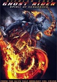 Ghost Rider: Spirit Of Vengeance (DVD + UltraViolet) Movie