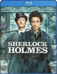 Sherlock Holmes (Blu-ray + UltraViolet) Blu-ray