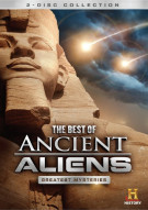 Best Of Ancient Aliens: Greatest Mysteries Movie