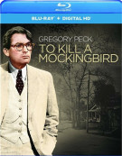 To Kill A Mockingbird (Blu-ray + UltraViolet) Blu-ray
