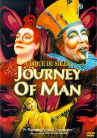 Cirque Du Soleil: Journey Of Man Movie