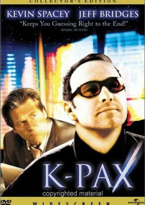 K-PAX: Collectors Edition Movie