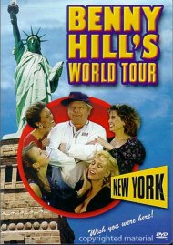 Benny Hills World Tour Movie
