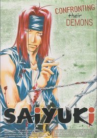 Saiyuki: Volume 3 - Confronting Their Demons Movie
