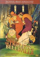 Triplets Of Belleville, The Movie