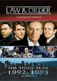 Law & Order: The Third Year Movie