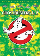 Ghostbusters Double Feature Gift Set Movie