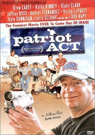 Patriot Act Movie
