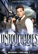 Untouchables, The: Season 1 - Volume 1 Movie