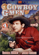 Cowboy G-Men: Volume 2 Movie