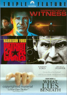 Harrison Ford Triple Feature Movie
