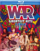 War: Greatest Hits - Live Blu-ray