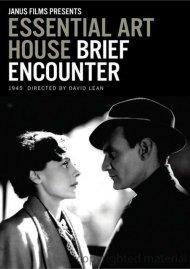 Brief Encounter: Essential Art House Movie