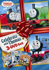Thomas & Friends: Celebrate With Thomas (3 Pack) Movie